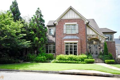 Smyrna Single Family Home New: 3982 Central Garden Ct