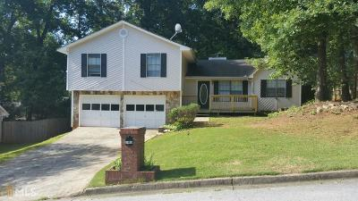 Stone Mountain Single Family Home New: 5469 Redwood Dr