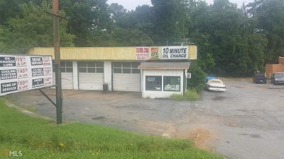 Stone Mountain Commercial For Sale: 4884 Memorial Dr