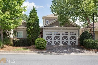 Woodstock Single Family Home New: 513 Rocking Porch Way