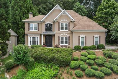 Marietta Single Family Home New: 758 Chelsea Park Ln