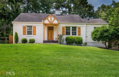 Atlanta Single Family Home Back On Market: 1215 Beechview Dr