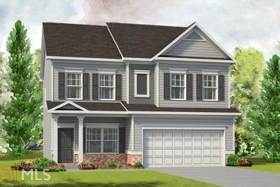 Dawsonville Single Family Home New: 258 McGregor Ln