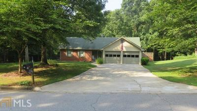 Covington Single Family Home New: 35 Hardwood Dr