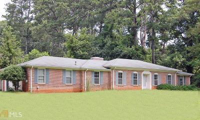 Marietta Single Family Home New: 1770 Kimberly Dr