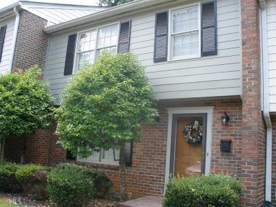 Decatur Condo/Townhouse New: 164 Glen Acres Ct #164