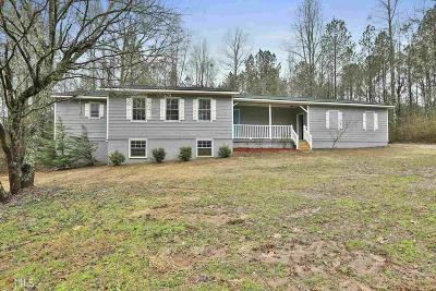 Newnan Single Family Home New: 158 Handy Rd