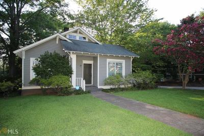 Lagrange GA Single Family Home New: $185,000
