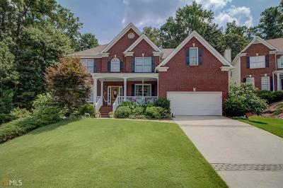 Lawrenceville Single Family Home New: 1888 Birch Briar Bend