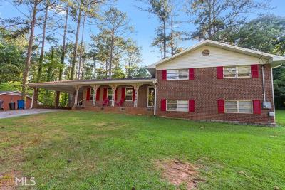 East Point Single Family Home Under Contract: 3509 Carriage Way