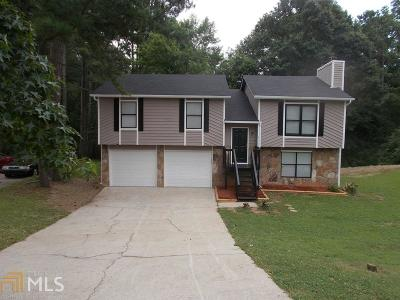 Stone Mountain Single Family Home New: 717 Post Road Trce