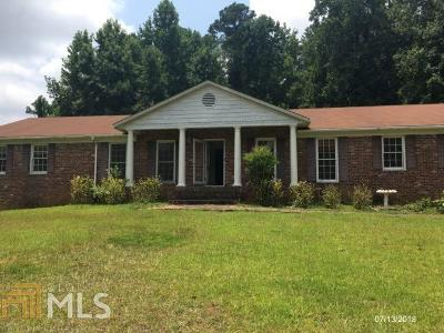 Henry County Single Family Home New: 121 Shields Rd