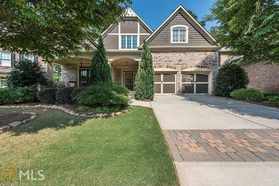Smyrna Single Family Home New: 3743 Trebourne Sq