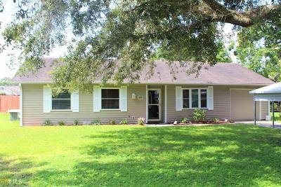 Kingsland GA Single Family Home New: $129,900