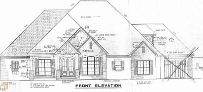 Newnan Single Family Home New: Ridgeview Dr #Lot 57
