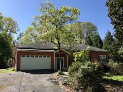 Hall County Single Family Home New: 2803 Merritt Dr