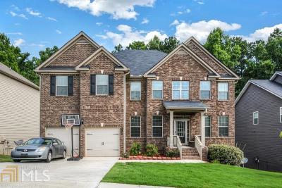Fairburn Single Family Home New: 619 Stream Ct