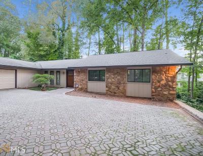 Tucker Single Family Home Under Contract: 3706 Allsborough Dr