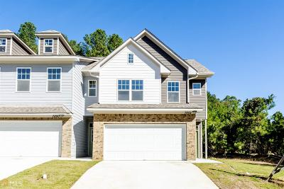 Fairburn Condo/Townhouse New: 7792 Rock Rose Ln