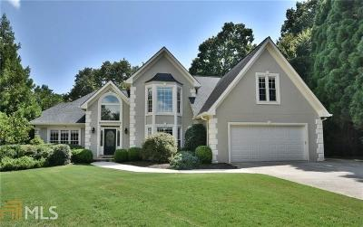 Johns Creek Single Family Home Under Contract: 335 Morgan Hill Ct