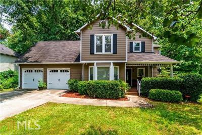 Marietta Single Family Home New: 2996 Sutton Dr