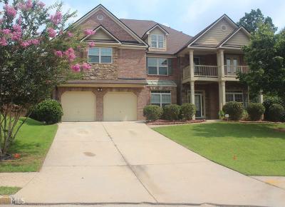 Fairburn Single Family Home New: 156 Elmsdale Ln