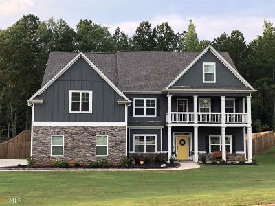 Newnan Single Family Home New: 125 Brooks Lndg