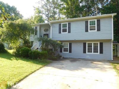 Marietta Single Family Home Under Contract: 2337 Targa Ln