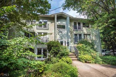 Cabbagetown Condo/Townhouse Under Contract: 181 SE Powell St
