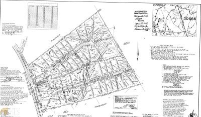 Winder Residential Lots & Land New: Hearthstone Dr