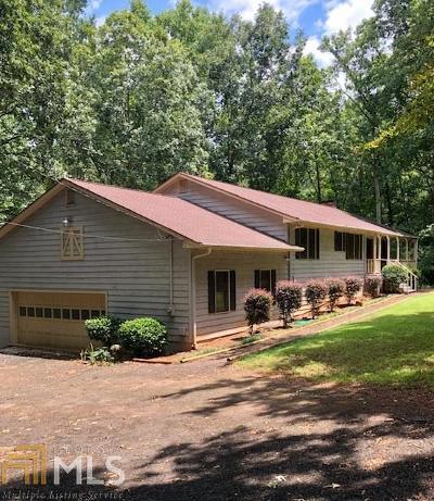 McDonough Single Family Home New: 766 Kibbee Rd