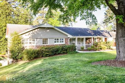 Atlanta Single Family Home New: 1768 Timothy Dr