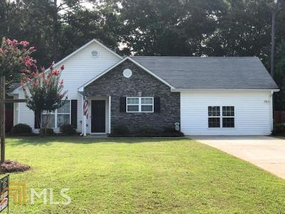 Butts County Single Family Home New: 446 Clydes Way