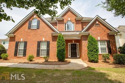 Alpharetta Single Family Home Under Contract: 12670 Morningpark Cir