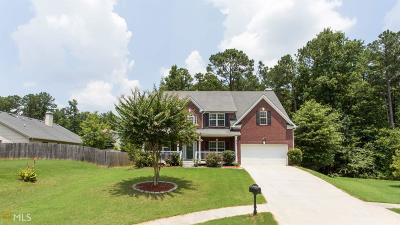 Conyers Single Family Home New: 2505 Wisdom Ct