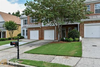Alpharetta Condo/Townhouse New: 465 Grayson Way #465