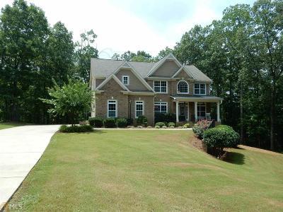 Canton Single Family Home New: 106 Roberts Way