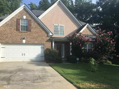 Ellenwood Single Family Home New: 4996 Waterview Ct