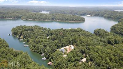 Acworth Single Family Home Under Contract: 7459 Island Mill Rd