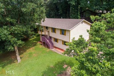 Lawrenceville Single Family Home New: 1822 Jarret Dr