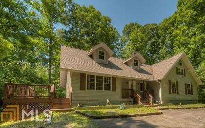 Blairsville Single Family Home For Sale: 68 Windflower Dr
