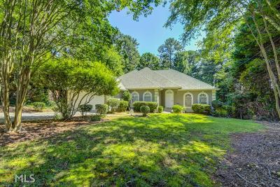 Stone Mountain Single Family Home New: 836 Pine Ridge Bnd