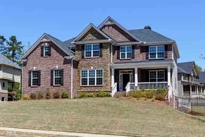 Cumming Single Family Home New: 6610 Flagstone Mill Cv