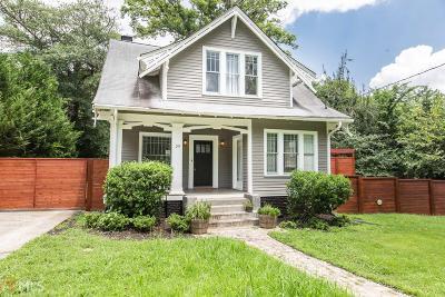 Atlanta Single Family Home Under Contract: 29 Rockyford Rd