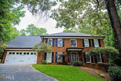 Cobb County Single Family Home New: 3040 Windrose Glen