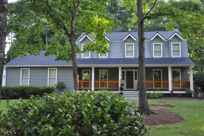 Peachtree City Single Family Home New: 501 Raintree Hill