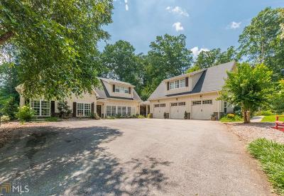Habersham County Single Family Home For Sale: 1535 New Liberty Rd