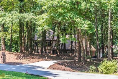 Marietta Single Family Home New: 4691 Jefferson Township Ln