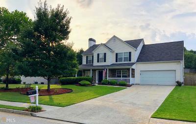 Monroe Single Family Home New: 718 Morgans Ridge