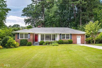 Decatur Single Family Home New: 1301 Amanda Circle